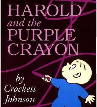 Book Review- Harold and the Purple Crayon by Crockett Johnson