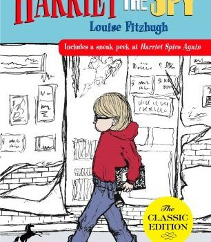 Book Review- Harriet The Spy by  Louise Fitzhugh