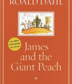 Book Review- James and the Giant Peach by Roald Dahl