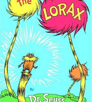 Book Review- The Lorax by Dr. Seuss