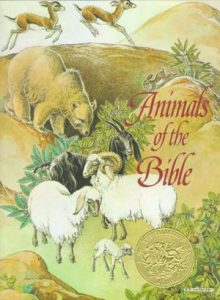 Animals of the Bible by Dorothy P. Lathrop