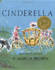 Cinderella, or the Little Glass Slipper by Marcia Brown