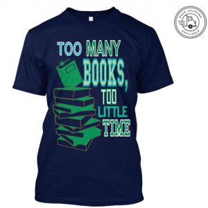 Too Many Books Too Little Time